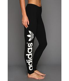 new york ecf7f eef61 Adidas originals trefoil legging