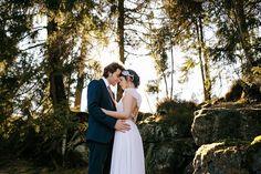 Braut & Bräutigam beim After-Wedding Shooting <3 Foto: http://www.thomassasse.com