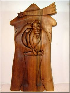 286.00 € www.soly-toys.com Bethlehem wood sculpture