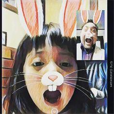 #daddydaughter #augmentedbonding #ARientation