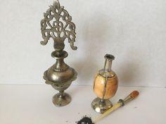 Vintage Moroccan Artisan Made Camel Bone by CRumpffCollectibles