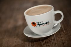 Café con Leche - Havana's award winning Cuban coffee with milk is one part brewed espresso to about three parts steamed milk.