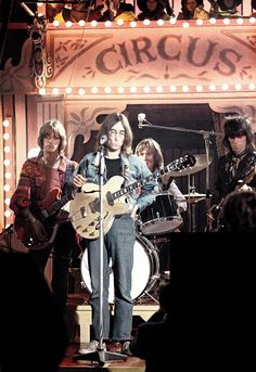 [Flac] The Rolling Stones Rock And Roll Circus - Taringa!
