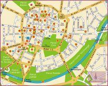 Timisoara Cetate ( Center) Tourist Route | Tourism Banat Tourist Map, Nicu, Tourism, Barcelona, Turismo, Barcelona Spain, Travel, Traveling