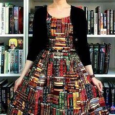 Book dress ❤