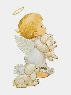 angelitos tiernos - Buscar con Google
