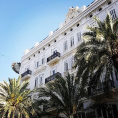 new One Shot Palacio Reina Victoria, hoteles con carácter e historia • photo by @esmoquinroom #oneshothotels #valencia #opening #thesuitespr