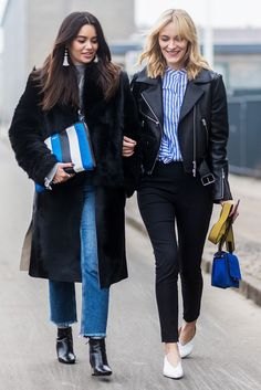 For a long time, street style was a biannual exercise in how obsessed we were with the insouciantly chic wardrobe of the archetypal Parisian woman, the grunge undercurrent of the London dweller's wardrobe, the ornate excellence of traditional Italian fashions, and the no-nonsense sensibility of