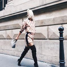 The Haute Pursuit Vanessa Hong Paris Fashion Week