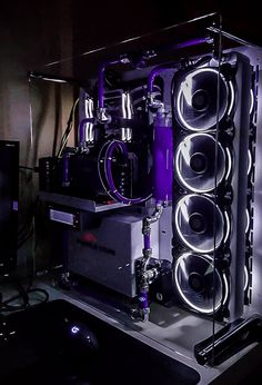 Purple Haze Rig! At least that is how it appears to me. Game On! #rigs