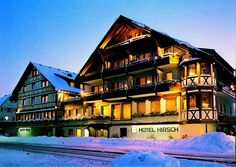 Winterzeit im AKZENT Hotel Hirsch in Lossburg