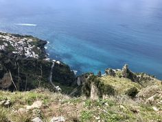 Hiking the path of the gods, Positano, Italy…