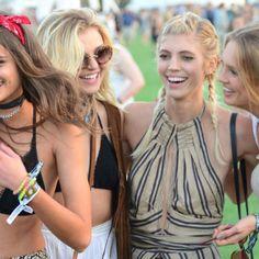#Coachella 2016: i beauty look