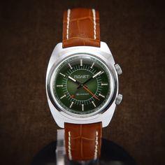 Poljot Signal Extremely Rare Soviet Alarm Watch From 70s- mens watch alarm mens…
