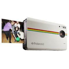Polaroid Z2300 - digitale 10 Megapixel Sofortbildkamera - weiß