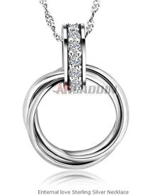 Enternal love Sterling Silver Necklace Cheap Silver Jewelry, Crystal Jewelry, Sterling Silver Necklaces, Crystals, Bracelets, Sterling Necklaces, Crystal, Bracelet, Crystals Minerals