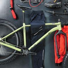Winter cycling gear
