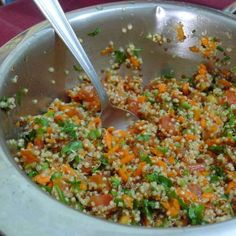 Receita de Salada de quinoa - Receitas do Allrecipes Brasil