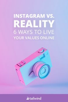 Instagram Vs. Reality - 6 Ways to Live Your Values Online Stop pressuring yourself to be perfect on Instagram with six insightful tips from style blogger Chloe Alysse. We're uncovering Instagram vs reality here! #InstagramTips #BloggingTips #BloggingOnInstagram #BrandValues Facebook Marketing, Social Media Marketing, Digital Marketing, Content Marketing, Online Marketing, Instagram Schedule, Instagram Tips, First Instagram Post, Instagram Marketing Tips
