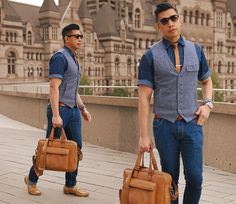 Get this look: http://lb.nu/look/6790726  More looks by ALLEN M: http://lb.nu/allenation  Items in this look:  Visit My Blog For Outfit Details And More Photos   #chic #dapper #street #casual #smart #deniml #vest #zara #perdoshoes