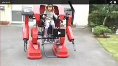 Best Dad Ever!  Builds Mech-Suit For Kid!  - http://www.mustwatchnow.com/best-dad-ever-builds-mech-suit-kid/