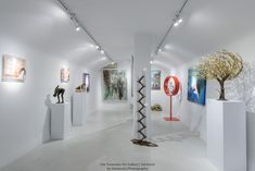 Art Gallery, Home, Art Museum, Ad Home, Homes, Haus, Houses