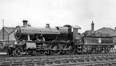 BR (GWR) Churchward 43XX class  2-6-0 Diesel Locomotive, Steam Locomotive, Time Travel Machine, Steam Railway, British Rail, Great Western, Steam Engine, Steam Punk, Heavy Metal