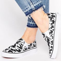 Vans Eley Kishimoto Flash Print Classic Slip ons Vans Eley Kishimoto Flash Print Classic Slip ons.  Brand new with tags.  No shoe box.  Price is firm.  No trades.  Men's size 6, women's size 7.5. Vans Shoes