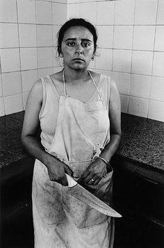 'Mujeres Presas' 1991-92 | ph.Adriana Lestido