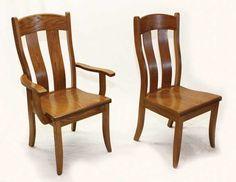 Amish Weaver Woodcraft chair
