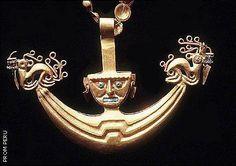 joyas del señor de sipan el tumi - Buscar con Google