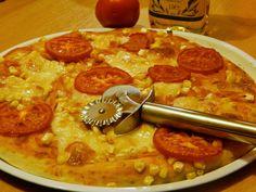 Egyszerű pizzatészta - Sós sütik Taco Pizza, Pepperoni, Tacos, Breakfast, Food, Morning Coffee, Essen, Meals, Yemek