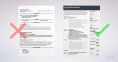 A complete guide to writing a CV that wins you the job. actionable examples and insider tips. Use our CV template and learn from the best CV examples out there. Writing a CV has never been that easy. Read more and learn how to make your own! Format Cv, Resume Format, Resume Skills, Resume Tips, Resume 2017, Resume Cv, Resume Design, Cv Tips, Resume Ideas