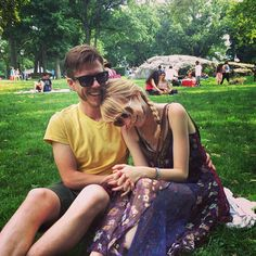 Beautiful day in Central Park on Free People