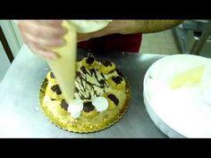 Torta Saint Honorè - Video Tutorial - Ricetta Dolci