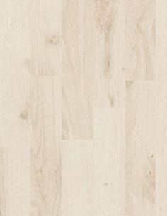 Oak white laminate flooring