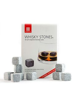 FOR DAD Whiskey Stones by Absolution