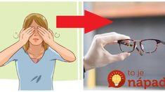 Toto dokáže zlepšiť zrak o dioptrie: Stačí vám 10 minút denne a bude. Health Advice, Home Remedies, Pilates, Aurora Sleeping Beauty, Health Fitness, Polaroid Film, Workout, Movie Posters, Youtube