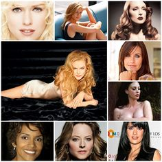 Famous women in their 40s [2010].