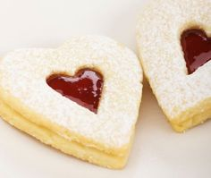 Fun receipe for #Valentine's Day <3 Heart Cookies Recipe | House & Home