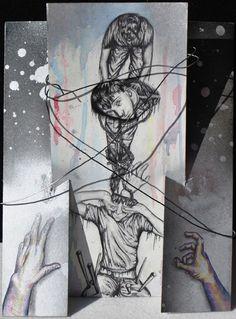 AP Art Concentration Examples | AP Central - Exams: 2010 Studio Art 2-D Design: Concentration ...