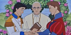 You+Must+See+These+Disney+Princesses+Misbehaving -Cosmopolitan.com   Omg!!!!!! :-P
