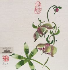 Join Stephanie Morris for n=her next Japanese brusg stroke painting workshop on March 26th 10.30-4pm at Focus Gallery