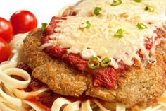 Hungry Girl Chicken Parm