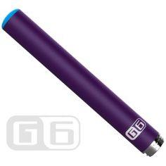 Deep Purple G6 #ECig #Battery $14.99 #ecigs #ecigarettes #electroncigarettes #smokelesscig #halonation #haloG6