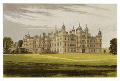 Burghley House, C. 1880