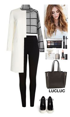 """""""Streetstyle LUCLUC"""" by eliza-redkina ❤ liked on Polyvore featuring River Island, Paul Smith, STELLA McCARTNEY, Christian Dior, NARS Cosmetics, Essie, NYX and Gucci"""