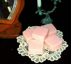 Here are some inexpensive ingredients, directions, and tips on how to make hand crafted, vegan homemade soap. With pictures and recipe you can learn to make your own home made soap.