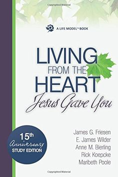 Living From The Heart Jesus Gave You by E. James Wilder http://www.amazon.com/dp/193562914X/ref=cm_sw_r_pi_dp_9FLqxb0EYWAP1