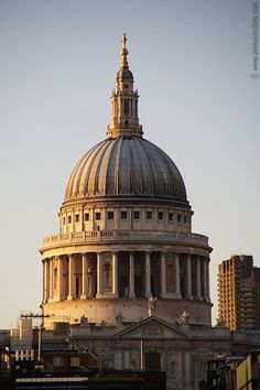 Dome of the St. Pauls Cathedral